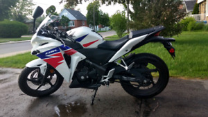 2013 Honda CBR 250 with ABS