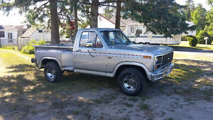 Ford F100 custom ( No Trades ) Reasonable offer's only