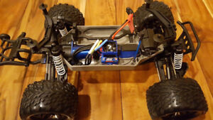 Traxxas Stampede VXL - Mint Condition
