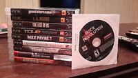 Playstation 3 250Gb + 25 jeux + guitare