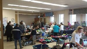 Huge Yard/Craft/Vendor Sale - This Saturday - Enfield Fire Hall