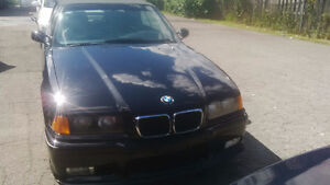 1998 BMW M3 CONVERTIBLE 180KM PARTS OUT