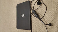 HP Laptop 250$ barely used like new