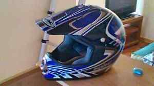 Medium motocross helmet KBC