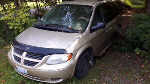Wheelchair Accessible 2007 Dodge Caravan Minivan