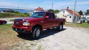 2007 ford ranger 2wd 5 speed