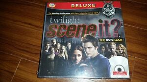 *Brand New* Scene It? Twilight DVD Board Game