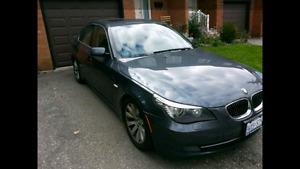 2008 BMW 535i, 2yr warranty
