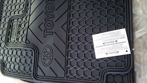 Toyota Floor Mats and Rubber floor mat - Corolla, Matrix & Camry Kitchener / Waterloo Kitchener Area image 8