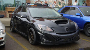 2012 Mazda MAZDASPEED3 tech Hatchback