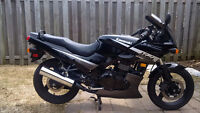 2005 Ninga 500 low kms excellent condition