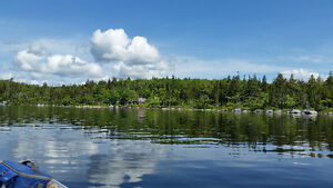 2 ACRES WATERFRONT LOT ON LAKE CHARLOTTE
