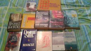 livres et romans francais