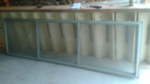 Windows (aluminum) and Screen Doors (aluminum) for sale