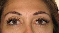 Eyelash Extensions 3D and regular