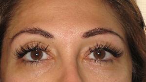 Eyelash Extensions 3D and regular