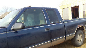 1998 GMC Other blue Pickup Truck