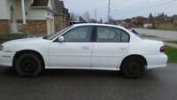 1998 Chevy Malibu (Motor and Transmission Solid)