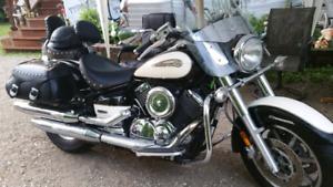 2008 Yamaha Silverado 1100 reduced $8000