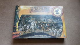 The Hobbit- Limited Edition Escape From Goblin Town