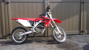 2007 Honda CRF250X Dirt Bike