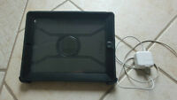 Ipad Otter Box and Charger New condition