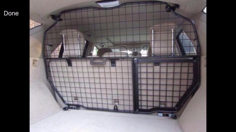 Mercedes ML Dog Guard - OEM Equipment W166