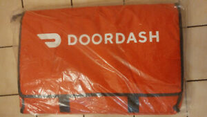 Doordash catering bag .never used brand new
