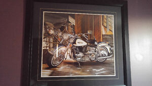 """Scott Jacobs- """"catch of the day"""" Harley Davidson"""