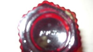 """VINTAGE BEAUTIFUL """"AVON'S 1876 CAPE COD RED DECANTER & 6 GOBLETS Kitchener / Waterloo Kitchener Area image 6"""
