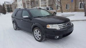2008 Ford Taurus X AWD LIMITED Hatchback
