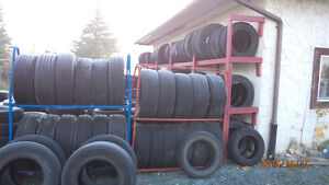 TIRES various sizes13 to 20 inch single  or sets of 2 or 4 tires Prince George British Columbia image 1