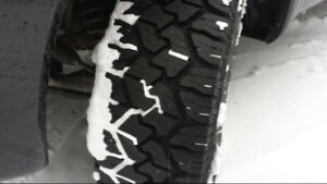 NITTO Exo Grappler All Weather Tire