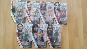 New WWE Then Now Forever Basic Figures 6""