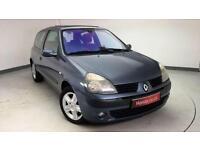 Renault Clio 1.2 16v 75 Dynamique PETROL MANUAL 2005/05