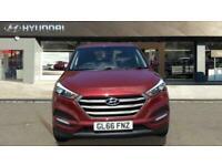 2016 Hyundai Tucson 1.6 GDi Blue Drive S 5dr 2WD Petrol Estate Estate Petrol Man