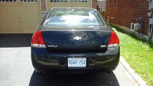 2012 Chevrolet Impala Black Sedan