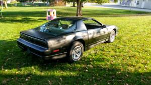 1989 trans am gta ttop rust free 350 corvette v8 auto new tires