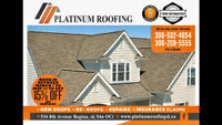 """""""NEED A NEW ROOF"""" Platinum Roofing"""