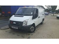 2008 ford transit. 105k miles. Very good condition.