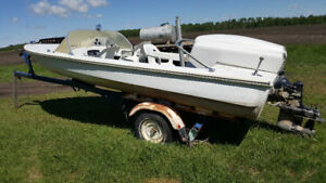 Hydrodyne boat for sale