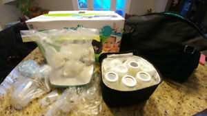 Evenflo Deluxe Plus Advanced breast pump