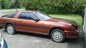1987 Toyota Supra Coupe (2 door) Parts