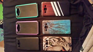 Samsung A5 cases (6 in total) Windsor Region Ontario image 1
