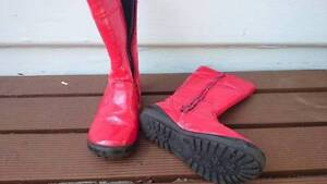 Girls Winter Boots - Size 10 New Town Hobart City Preview