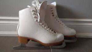 Jackson Novice Mark III Figure Skates, Size 7