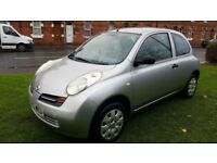 Nissan Micra 1.0 E PX Swap Anything considered 12 months mot