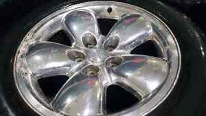 20 inch 5 bolt dodge ram rims London Ontario image 2