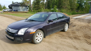 2007 Ford Fusion - standard transmission
