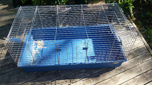 Used small animal- rabbit cage